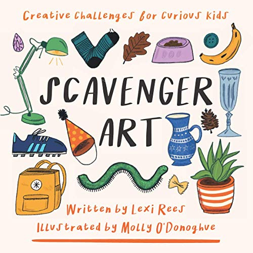 Scavenger Art By Lexi Rees
