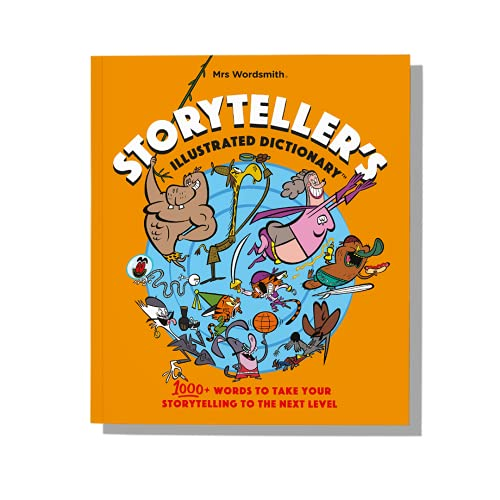 Storyteller's Illustrated Dictionary By Mrs Wordsmith