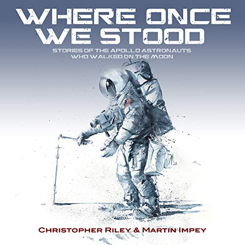 WHERE ONCE WE STOOD By CHRISTOPHER RILEY