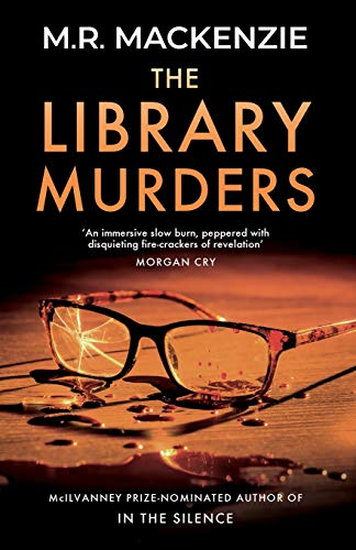 The Library Murders By M R MacKenzie