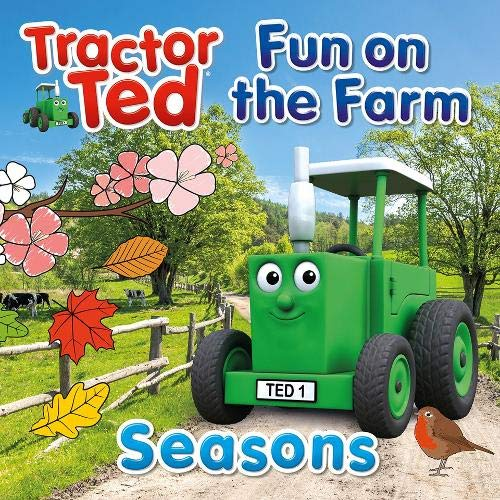 Tractor Ted By Alexandra Heard