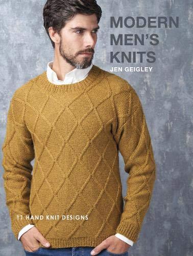 Modern Mens Knits By Jen Geigley