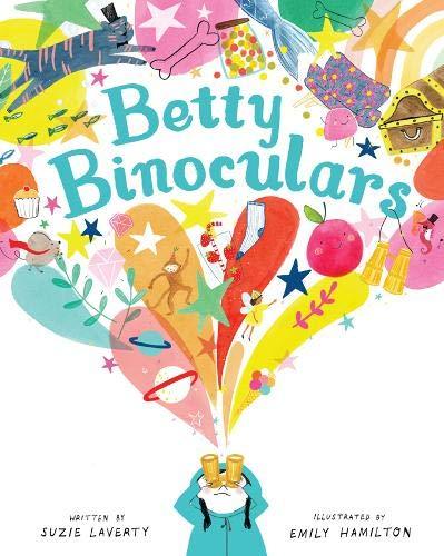 Betty Binoculars By Suzie Laverty