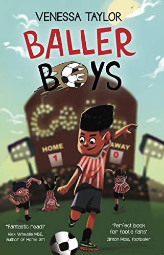 Baller Boys By Venessa Taylor