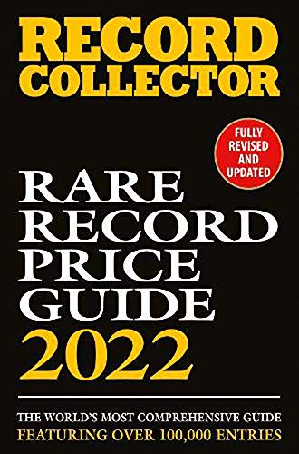 The Rare Record Price Guide 2022 By Ian Shirley
