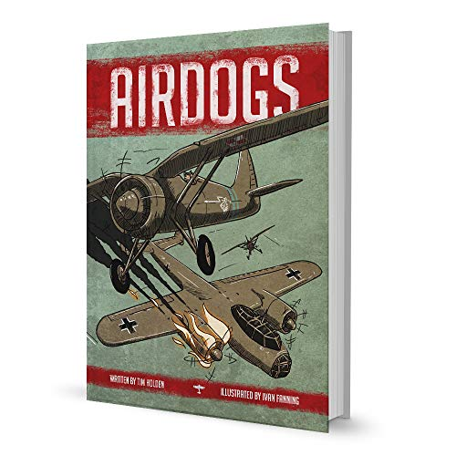 AIRDOGS By tim holden