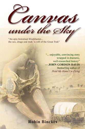 Canvas Under the Sky By Robin Binckes