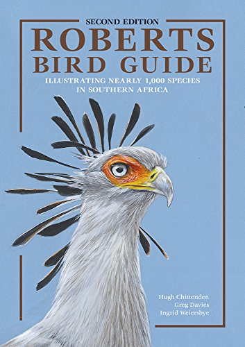 Roberts bird guide By Hugh Chittenden