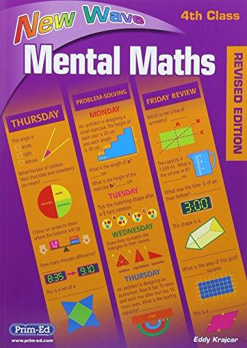 New Wave Mental Maths Book 4