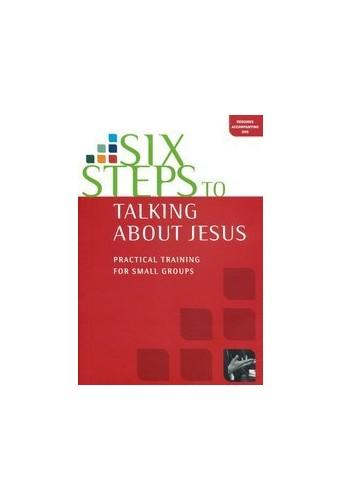 Six Steps to Talking About Jesus, Workbook