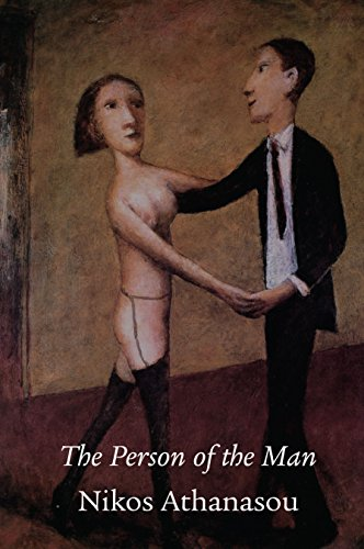 The Person of the Man By Nikos Athanasou
