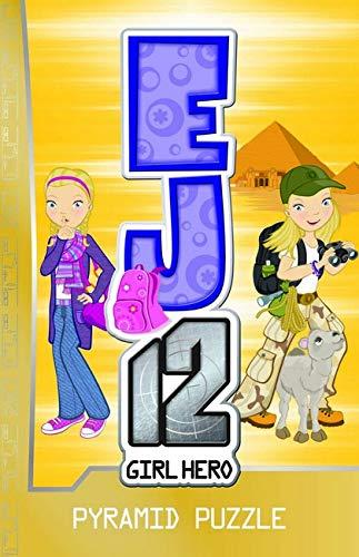 EJ12 Girl Hero: #10 Pyramid Puzzle By Susannah McFarlane
