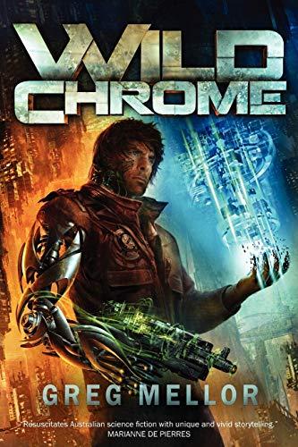 Wild Chrome By Greg Mellor