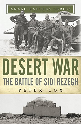 Desert War By Peter Cox
