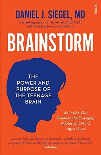 Brainstorm By Daniel J. Siegel