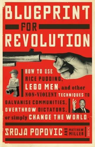 Blueprint for Revolution By Srdja Popovic