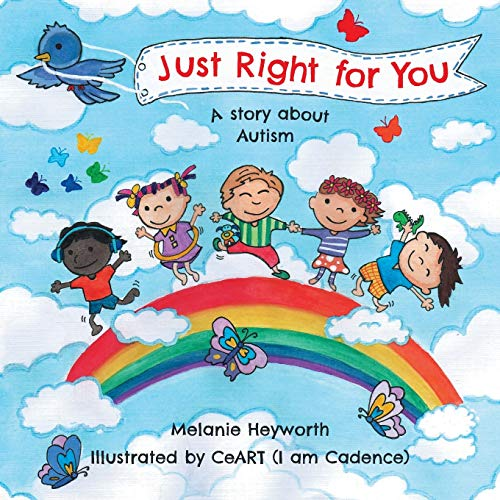 Just Right for You By Melanie Heyworth