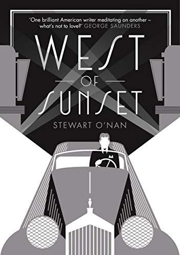 West of Sunset By Stewart O'Nan