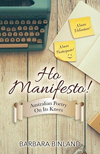 Ho Manifesto! By Barbara Binland