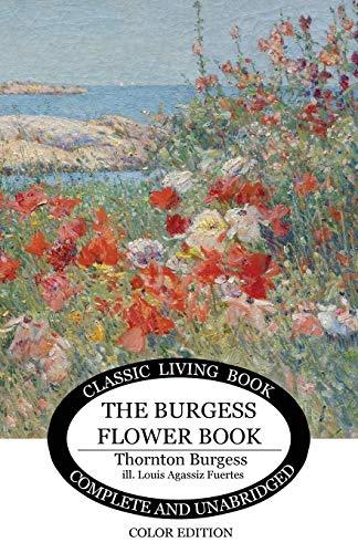 The Burgess Flower Book for Children By Thornton Burgess