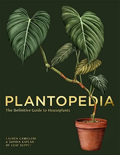 Plantopedia By Lauren Camilleri