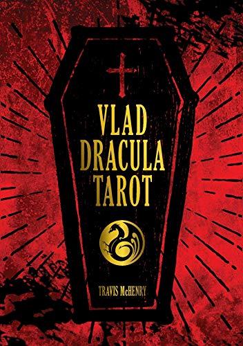 Vlad Dracula Tarot By Travis McHenry