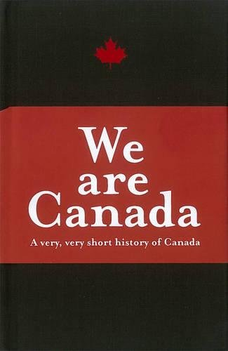 We are Canada by Rikia Saddy