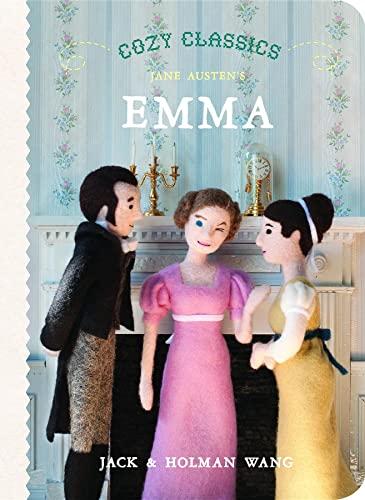 Cozy Classics: Emma By Jack Wang
