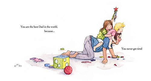Best Dad in the World By Chapman Pat