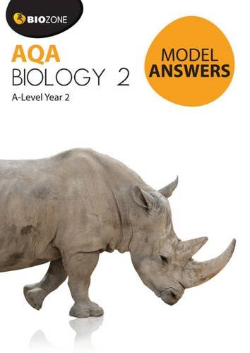 Model Answers AQA Biology 2 (Biology Student Workbook)