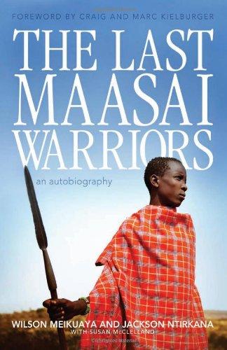 The Last Maasai Warriors By Jackson Ntirkana