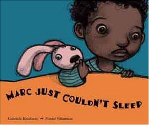 Marc Just Couldn't Sleep By Gabriela Keselman