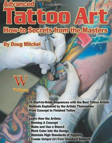 Advanced Tattoo Art By Doug Mitchel