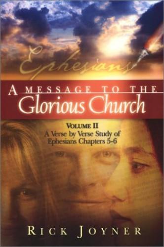 Ephesians By Rick Joyner
