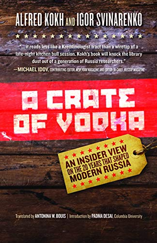 A Crate of Vodka By Alfred Kokh
