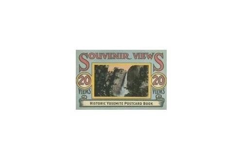 Historic Yosemite Postcard Book By Yosemite National Park
