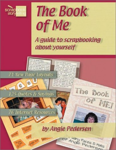 The Book of Me By Angie Pederson