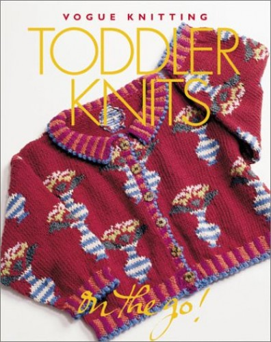 Toddler Knits By Trisha Malcolm