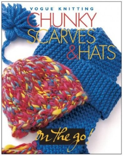 Chunky Scarves and Hats By Trisha Malcolm