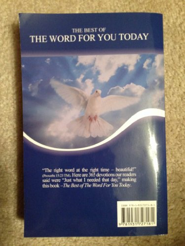 The Best Of The Word For You Today IV By Bob Gass