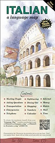 ITALIAN a language map (R) By Kristine Kershul, MA