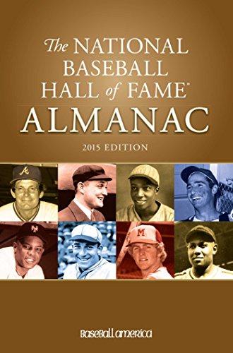 2015 National Baseball Hall of Fame Almanac By Baseball America