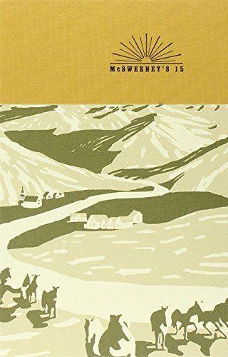 McSweeney's Issue 15 By McSweeney's Books