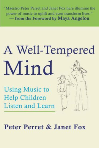 A Well-Tempered Mind By Peter Perret