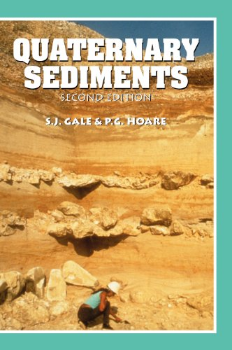 Quaternary Sediments By Stephen J. Gale