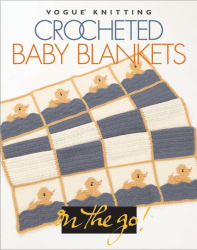 Crocheted Baby Blankets By Trisha Malcolm