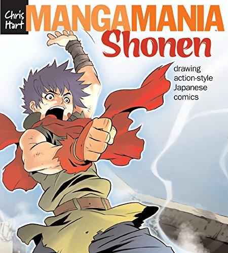 Manga Mania von Chris Hart