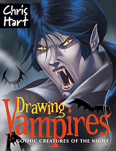 Drawing Vampires By Christopher Hart
