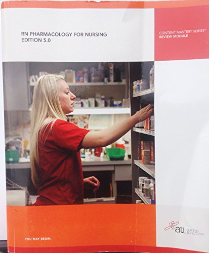 RN Pharmacology for Nursing By Other Susan Adcock