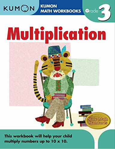 Grade 3 Multiplication By Michiko Tachimoto